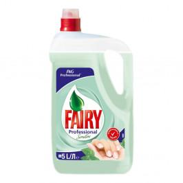 Tekutý umývací prostriedok na riad, Jar Sensitive, 5 l
