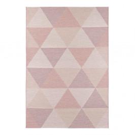Ružový koberec vhodný aj na von Elle Decor Secret Sevres, 200×290 cm