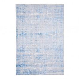 Koberec odolný voči škvrnám Floorita Abstract Light Blue, 80×150 cm