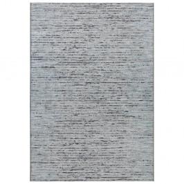 Antracitovomodrý koberec Elle Decor Curious Laval, 115×170 cm