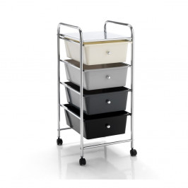 Pojazdný vozík so 4 zásuvkami Tomasucci Air