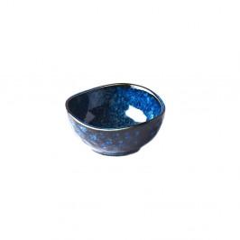 Modrá keramická mištička Mij Indigo, ø 9 cm