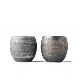 Sada 2 keramických šálok Mij Sho-chu