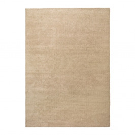 Béžový koberec Universal Shanghai Liso Beig, 60 × 110 cm