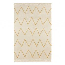 Krémový koberec Mint Rugs Rotonno, 120 x 170 cm
