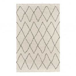 Krémový koberec Mint Rugs Galluya, 120 x 170 cm