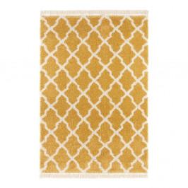 Oranžový koberec Mint Rugs Galluya, 120 x 170 cm