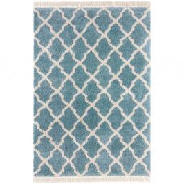 Modrý koberec Mint Rugs Marino, 200 x2 90 cm