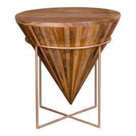 Príručný stolík z mangového dreva House Nordic Hapur