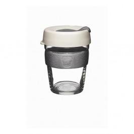 Cestovný hrnček s viečkom KeepCup Brew Milk, 340 ml