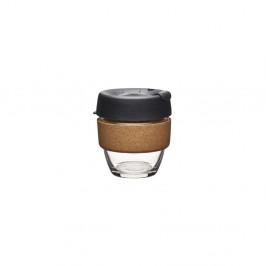 Cestovný hrnček s viečkom KeepCup Brew Cork Edition Espresso, 227 ml