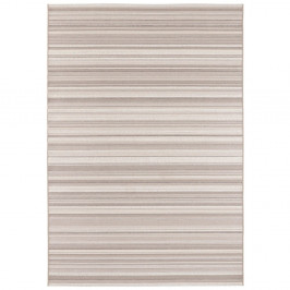 Krémovobéžový koberec vhodný aj na von Elle Decor Secret Calais, 140×200 cm