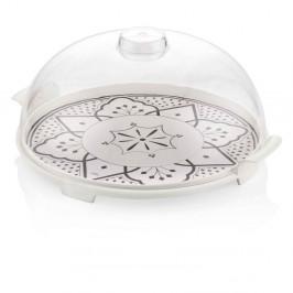 Servírovací tanier s poklopom Mia Maroc, ⌀ 31 cm
