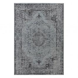 Modrý koberec Elle Decor Curious Cenon, 77×150 cm