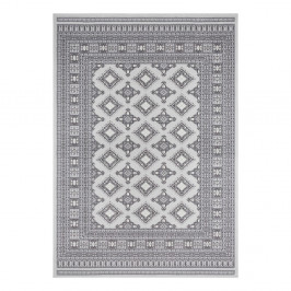 Sivý koberec Nouristan Sao Buchara, 160 x 230 cm