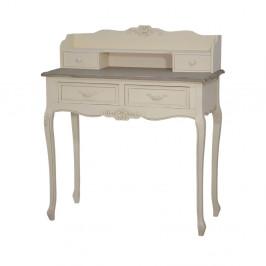 Konzolový / pracovný stôl z topoľového dreva Livin Hill Savona