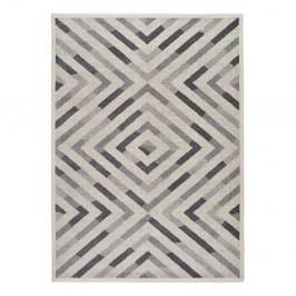 Sivý koberec Universal Dream Geo, 120 x 170 cm