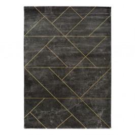 Tmavosivý koberec Universal Artist Line, 120 x 170 cm