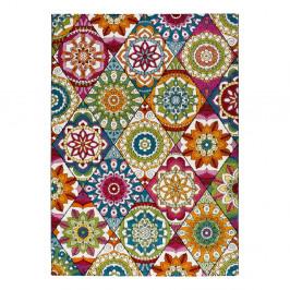 Koberec Universal Happy Flowers, 140 x 200 cm