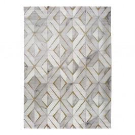 Sivý koberec Universal Norah Dice, 140 x 200 cm