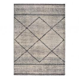 Sivý koberec Universal Kasbah Gris, 133 x 190 cm