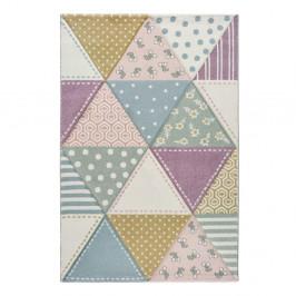 Detský koberec Universal Kinder Triangles, 120 x 170 cm