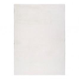 Biely koberec Universal Fox Liso, 80 x 150 cm