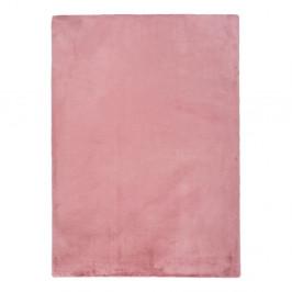 Ružový koberec Universal Fox Liso, 80 x 150 cm