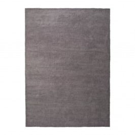 Sivý koberec Universal Shanghai Liso Gris, 80 × 150 cm