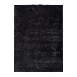 Antracitový koberec Universal Shanghai Liso Antracita, 80 × 150 cm
