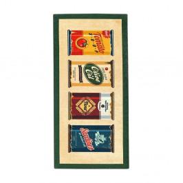 Behúň Floorita Olive Oil & Co., 60 x 240 cm