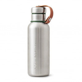Olivovozelená dvojstenná antikoro termofľaša Black + Blum Insulated Vacuum Bottle, 500 ml