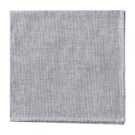 Sivý bavlnený obrúsok Blomus, 42 x 42 cm