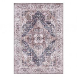 Sivo-béžový koberec Nouristan Sylla, 80 x 150 cm