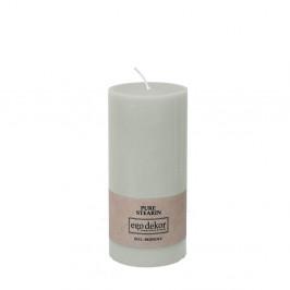 Tyrkysovomodrá sviečka Eco candles by Ego dekor Friendly, doba horenia 50 h