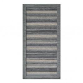 Sivý behúň Floorita Velour, 55 x 115 cm