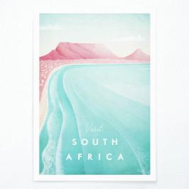 Plagát Travelposter South Africa, A3
