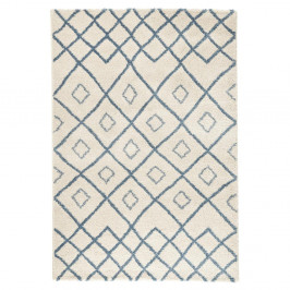Biely koberec Mint Rugs Draw, 200 x 290 cm
