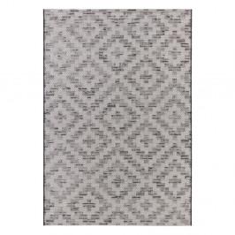 Krémovo-sivý koberec Elle Decor Curious Creil, 115×170 cm