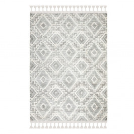 Sivo-krémový koberec Flair Rugs Victoria, 80 x 150 cm