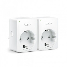 SMART zásuvka TP-Link Tapo P100, 2-pack, 10A