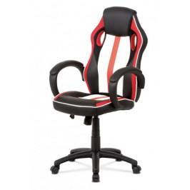 Herná stolička Quest červená