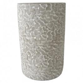 Cementová váza CV02 (21,5 cm)