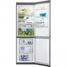 Kombinovaná chladnička s mrazničkou dole Zanussi ZRB 36104XA