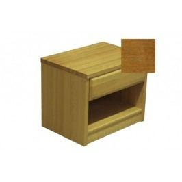 Elis - Nočný stolík (orech svetlý)