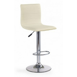 H21 - Barová židle, béžová