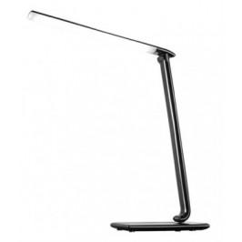Solight WO37-B LED stolná lampička 9W čierny lesk