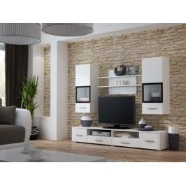 Snow - Obývacia stena (biela)