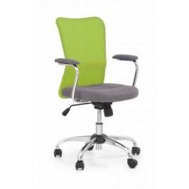 Andy - detská stolička (zeleno-sivá)