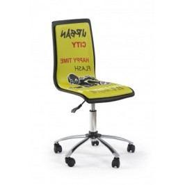 Fun 2 - detská stolička (zelená)
